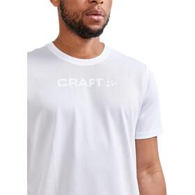 Craft Core Essence SS Mesh Tee Men white